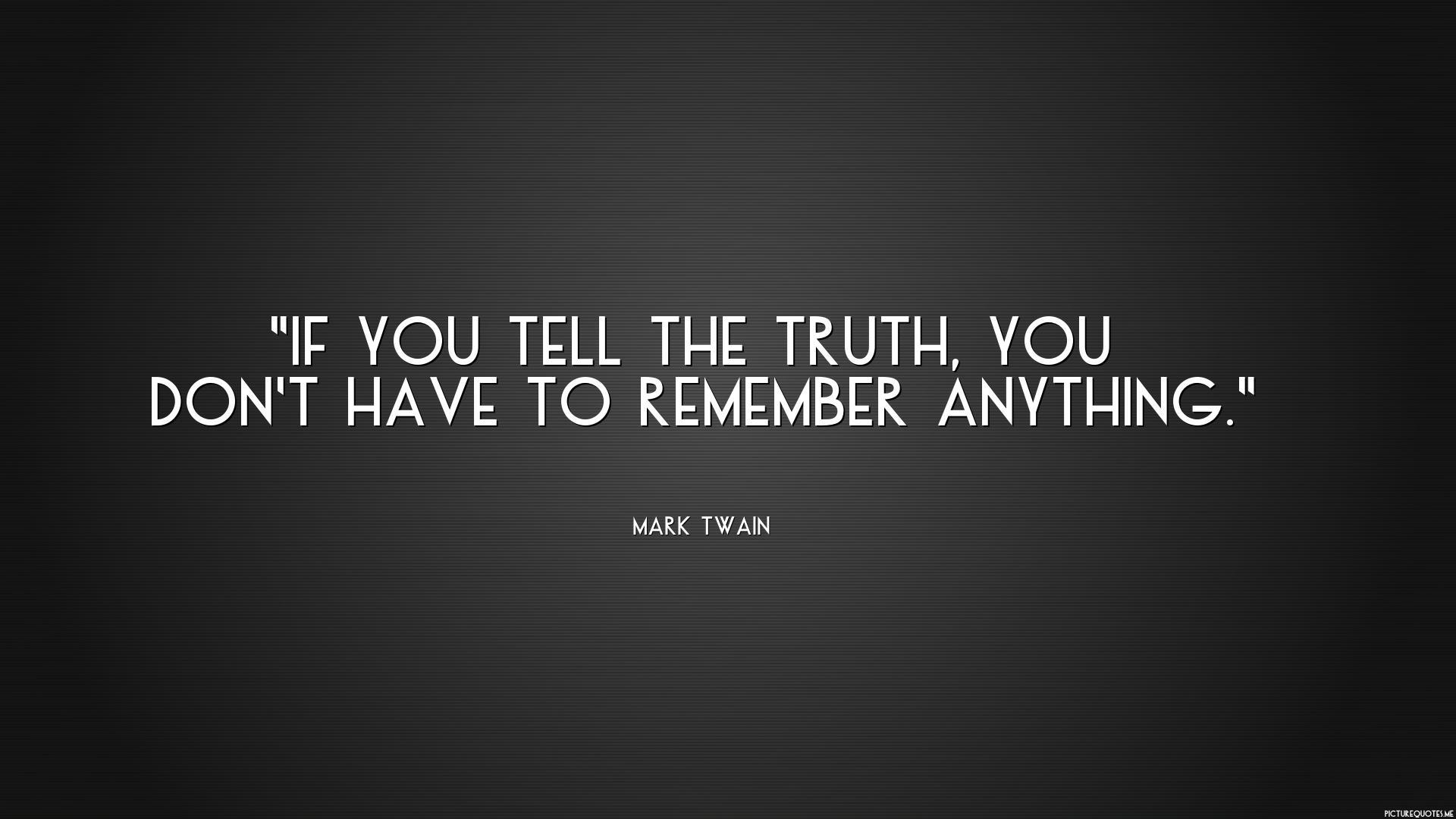 Mark Twain Quotes Mark Twain Quotes  Picturequotes