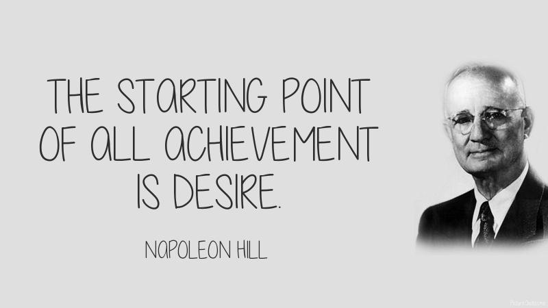 Rezultat iskanja slik za napoleon hill quotes