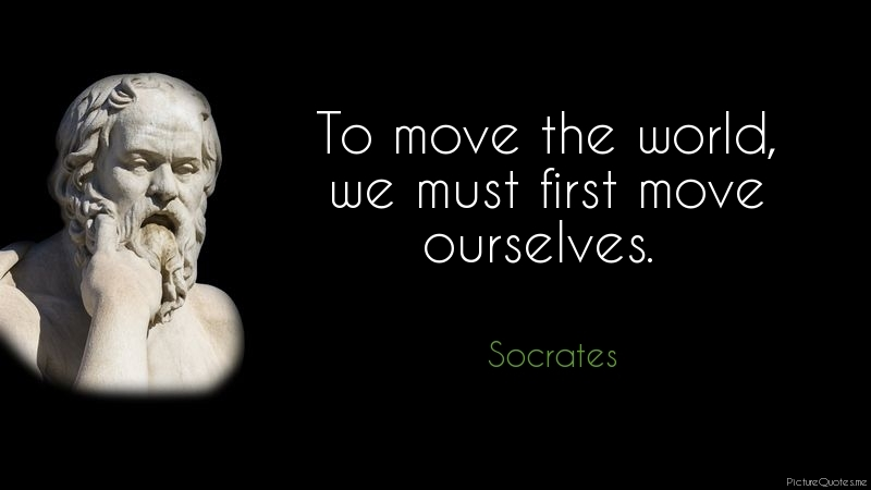 Image Gallery socrates quotes